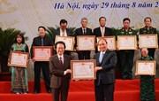 Các nghệ sĩ của Đài TNVN được phong tặng NSND, NSUT