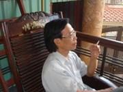 Nhà thơ Trương Hữu Lợi: Về miền