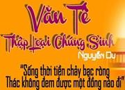 Người thơ thuần tuý Nguyễn Du trong