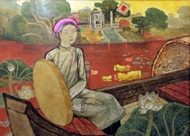 Hồ Xuân Hương - Nhà thơ dòng Việt -  Bà chúa thơ Nôm