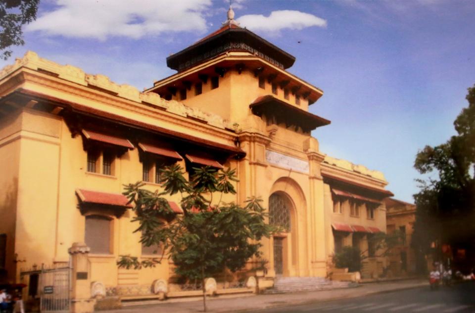 Bảo tồn di sản kiến trúc trong đô thị hiện đại