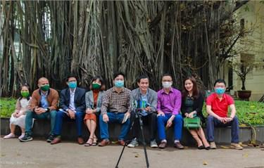 Tiếng thơ online hưởng hứng ngày thơ Việt Nam