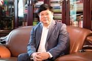Nhà thơ Nguyễn Thế Kỷ: