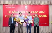 """Cuộc thi thơ Báo Văn nghệ: """"Quang mây"""" một quãng thơ ca"""