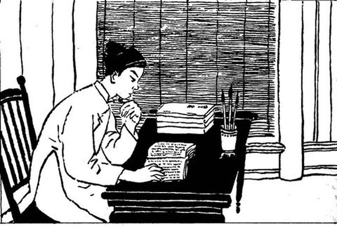Cách nhìn của nhà thơ Tú Xương về Quốc ngữ và trí thức Tây học