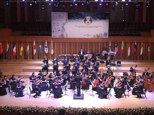 Kết nối nghệ sĩ violin tài năng khắp thế giới