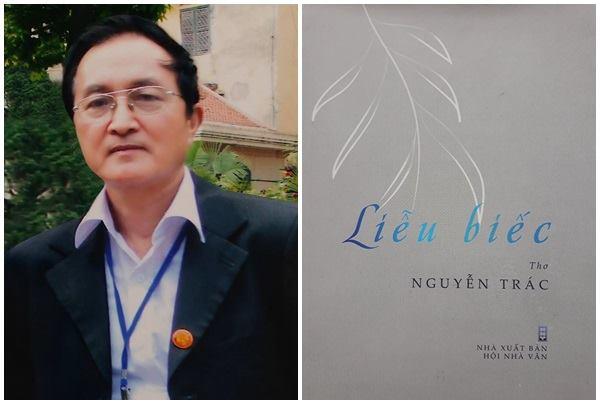 Nhà thơ Nguyễn Trác: Thơ góp cho đời một mùi hương