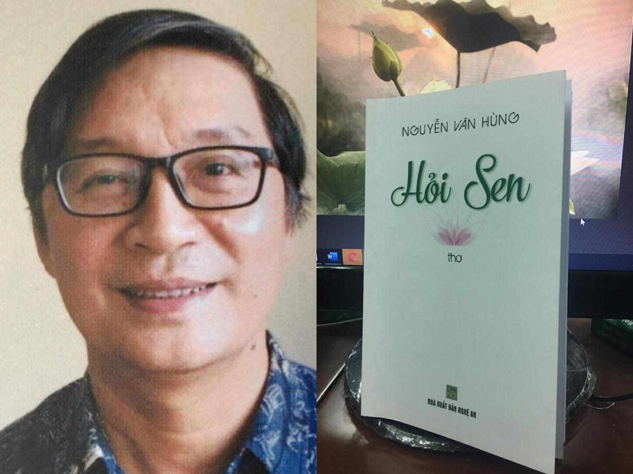"""Nhà thơ Nguyễn Văn Hùng: """"Cao hơn thơ vẫn mối bận làm người"""""""