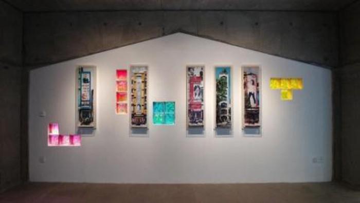 """""""Ống thở"""": Đối thoại giữa kiến trúc và nghệ thuật đương đại"""