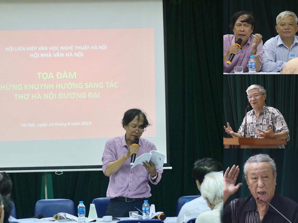 Những khuynh hướng sáng tác thơ Hà Nội đương đại