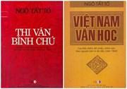 Nhà văn Ngô Tất Tố với việc tôn vinh giá trị văn học trung đại