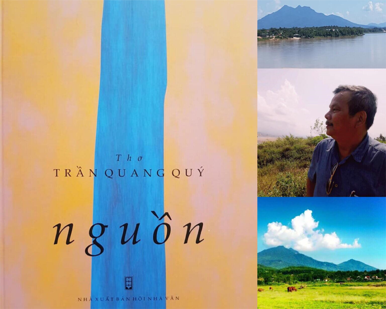 Nhà thơ Trần Quang Quý từ Nguồn mà đi