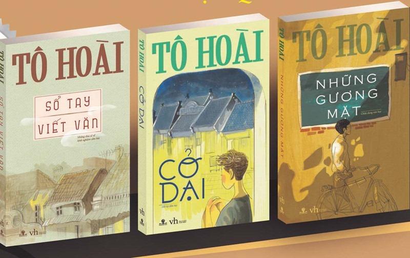 Nhà văn Tô Hoài -