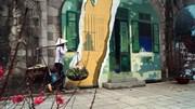 Bích họa đường phố: Cần coi trọng không gian nghệ thuật