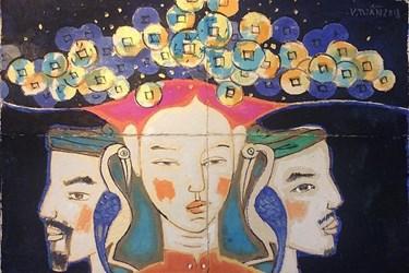 Họa sĩ Vũ Đình Tuấn: Phá cách trong sáng tạo nghệ thuật