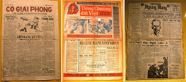 Báo chí Việt Nam 1865-2020: Những ấn phẩm đầu tiên