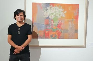 Ý tưởng sáng tạo trong tác phẩm của họa sĩ Mai Xuân Oanh