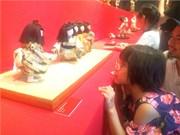 Nét độc đáo ở triển lãm búp bê truyền thống Nhật Bản