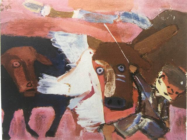 Họa sĩ Phạm Việt Hải: Nặng tình với nghệ thuật