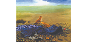50 năm hội họa và tranh in của họa sĩ Lê Huy Tiếp