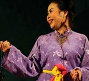 NSƯT Minh Nhan: Tình yêu cháy bỏng với nghệ thuật chèo truyền thống