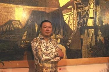 Họa sĩ Nguyễn Trường Linh: Người tạo không gian mới cho sơn mài