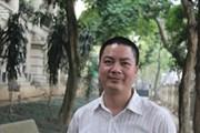 Nhà thơ Nguyễn Quang Hưng: Nhà thơ đi tìm quan họ