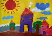 """""""Vui học vẽ tại nhà"""": Không gian sáng tạo trực tuyến cho thiếu nhi"""