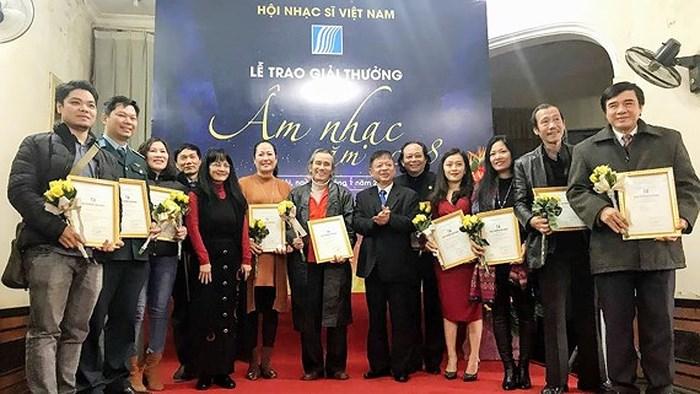 Giải thưởng Hội Nhạc sĩ Việt Nam 2018: Chưa có những sáng tạo nổi bật