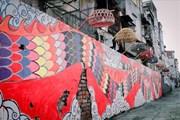 Biến bãi rác thành con đường nghệ thuật