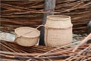 Triển lãm nghề đan lát Cơ Tu