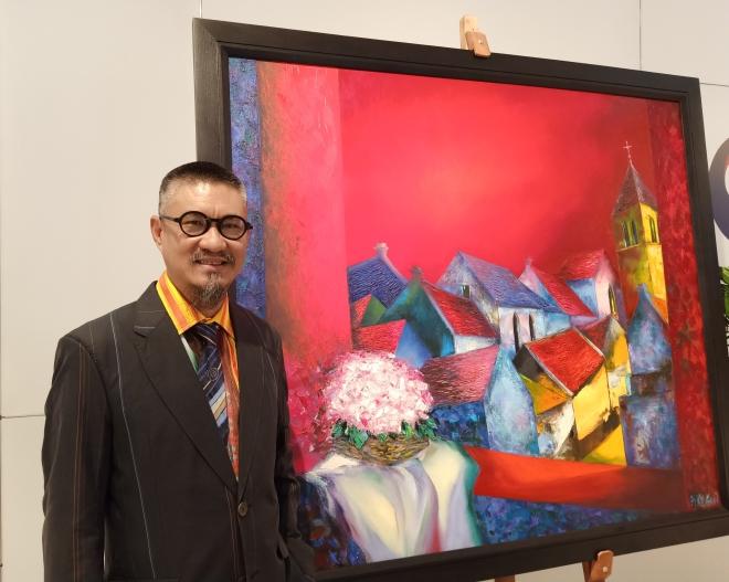 Họa sĩ Đào Hải Phong: Người vẽ tranh phong cảnh bằng ký ức