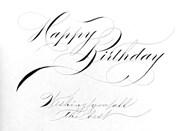 Calligraphy: Nghệ thuật của sự chính xác