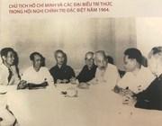 """Triển lãm """"Hồ Chí Minh: Cuộc đời và sự nghiệp từ tài liệu lưu trữ Việt Nam và quốc tế"""""""
