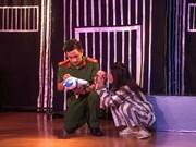 Hình tượng người chiến sĩ Công an Nhân dân trên sân khấu