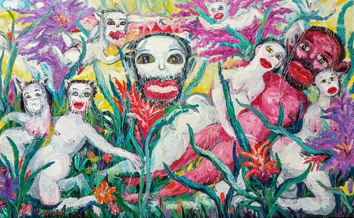 Triển lãm của họa sĩ Mai Đại Lưu