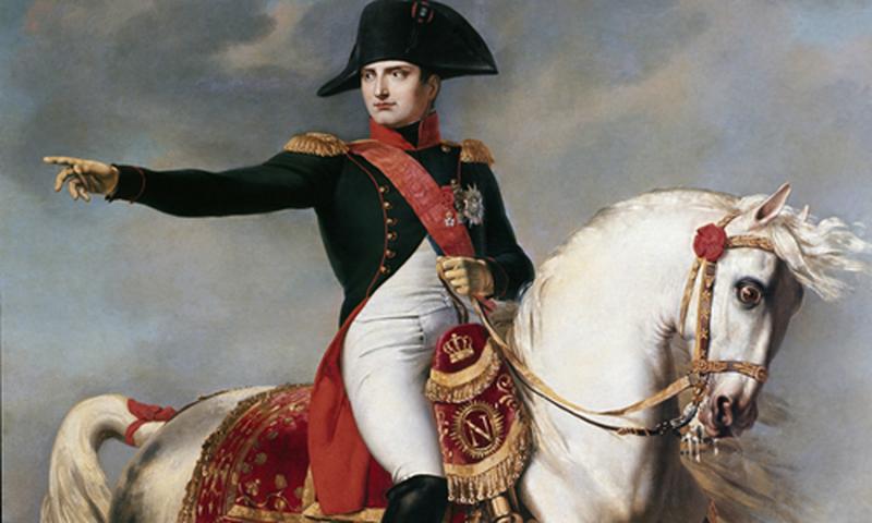 """""""Napoléon Bonaparte"""": Cuốn sách thú vị về hoàng đế nước Pháp"""