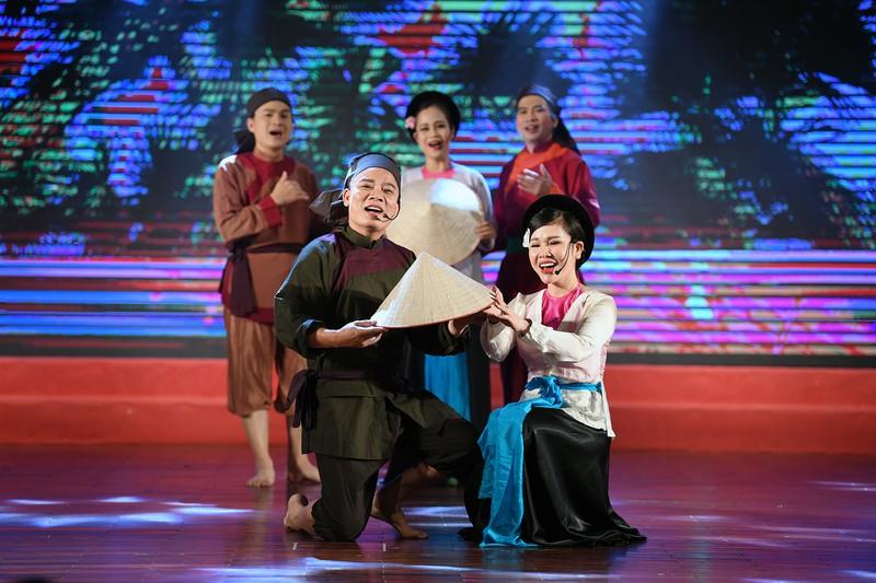 """Đoàn Ca nhạc dân tộc: Đồng hành cùng """"Tiếng nói Việt Nam"""""""