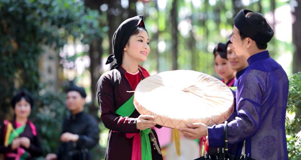 """""""Ngơ ngẩn hội Lim"""": Ca khúc giàu cảm xúc về miền quan họ"""
