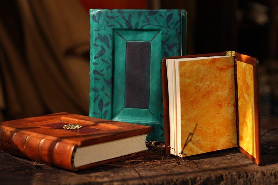 Bookbinding - Nghệ thuật đóng sách