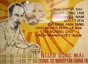 Chân dung Hồ Chí Minh - Góc nhìn từ tranh cổ động