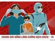 Họa sĩ chung tay góp phần chống đại dịch Covid-19