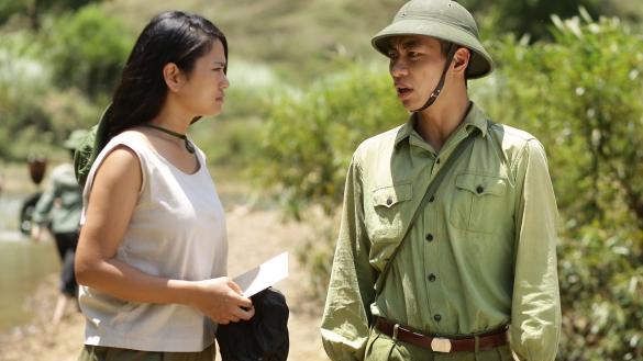 Chiến tranh trong phim của đạo diễn trẻ