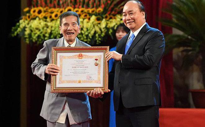 NSND Trần Hạnh: Một đời vì nghệ thuật