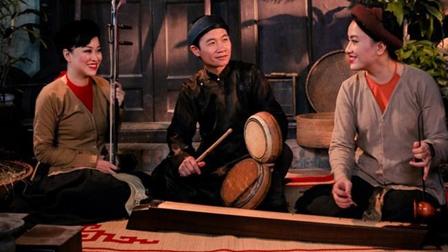 Sống trọn đam mê với âm nhạc truyền thống