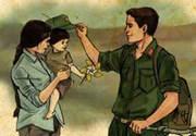 Nặng nghĩa hậu phương: Câu chuyện về sự hy sinh của người lính tình báo