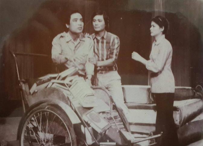 Nghệ sĩ ưu tú Quốc Toàn: Sự nghiệp và những dấu ấn Kịch nói Hà Nội