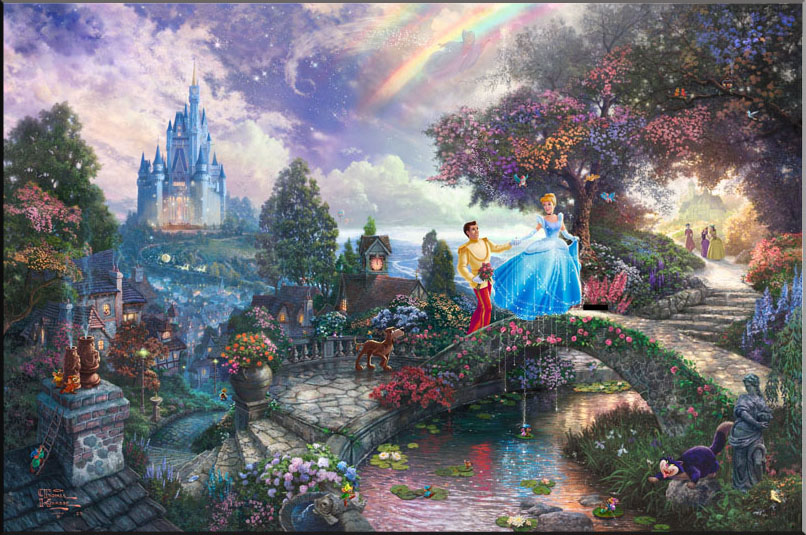 Câu chuyện về nàng công chúa may mắn