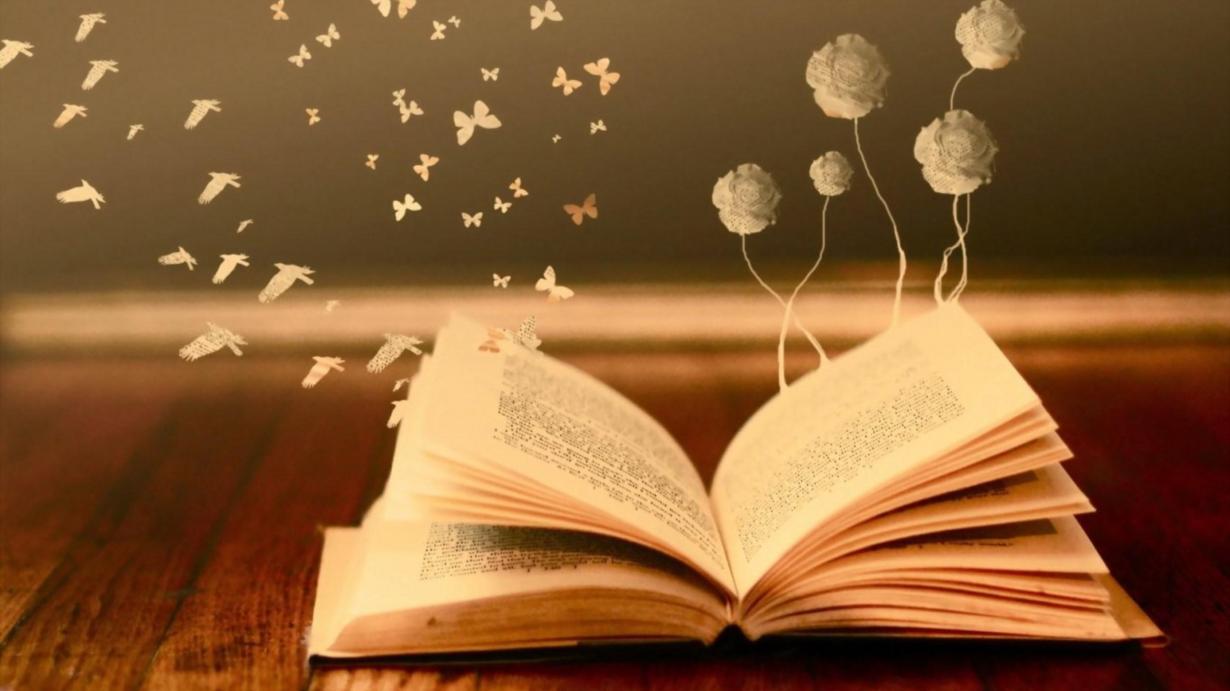 Trang sách với tuổi thơ
