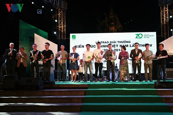 70 năm Hội Kiến trúc sư Việt Nam: Nối tiếp mạch nguồn vươn xa thế giới